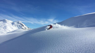 Backcountry Skiing-Chamonix Mont-Blanc-Backcountry steep skiing day trip in Chamonix-5