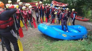 Rafting-Bidart-Descente en Rafting de la Nive à Bidarray près de Biarritz-3