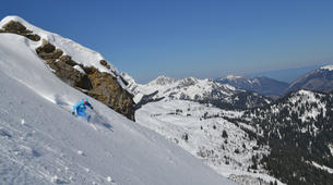 Esquí de travesía-Châtel, Portes du Soleil-Backcountry skiing in Châtel, Portes du Soleil-4