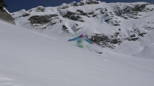 Esquí de travesía-Châtel, Portes du Soleil-Backcountry skiing in Châtel, Portes du Soleil-6