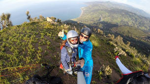 Parapente-Palermo-Tandem paragliding flight over Palermo-4