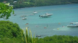 Kayak de mer-La Trinité-Location Kayak depuis Le Robert-2