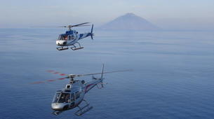 Helicopter tours-Mount Etna-Private Helicopter flight over Mt. Etna and Taormina-1