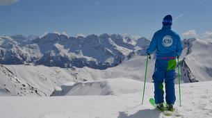 Esquí de travesía-Châtel, Portes du Soleil-Backcountry skiing in Châtel, Portes du Soleil-1