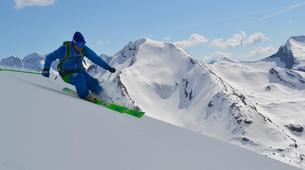 Esquí de travesía-Châtel, Portes du Soleil-Backcountry skiing in Châtel, Portes du Soleil-2
