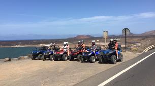 Quad-Playa Blanca, Lanzarote-Excursions en quad au départ de Playa Blanca, Lanzarote-12