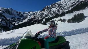 Snowmobiling-Andorra-Excursiones en motos de nieve en Ordino, Andorra-5