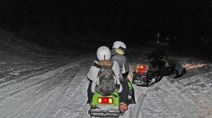 Snowmobiling-Andorra-Excursiones en motos de nieve en Ordino, Andorra-6