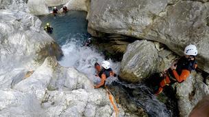 Canyoning-Marbella-Canyoning at Guadalmina Gorge near Marbella-1