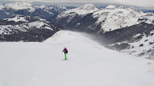 Esquí de travesía-Châtel, Portes du Soleil-Backcountry skiing in Châtel, Portes du Soleil-3