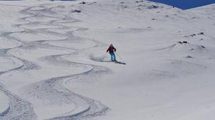 Esquí de travesía-Châtel, Portes du Soleil-Backcountry skiing in Châtel, Portes du Soleil-5