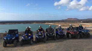Quad-Playa Blanca, Lanzarote-Excursions en quad au départ de Playa Blanca, Lanzarote-1