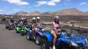 Quad-Playa Blanca, Lanzarote-Excursions en quad au départ de Playa Blanca, Lanzarote-2