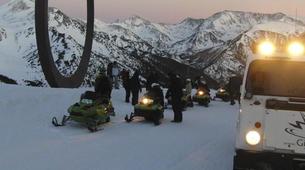 Snowmobiling-Andorra-Excursiones en motos de nieve en Ordino, Andorra-7