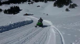Snowmobiling-Andorra-Excursiones en motos de nieve en Ordino, Andorra-2