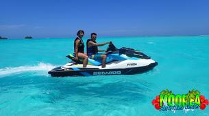 Jet Ski-Moorea-Randonnée Jet Ski dans les Baies de Cook et Opunohu à Moorea-1