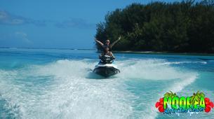 Jet Ski-Moorea-Randonnée Jet Ski dans les Baies de Cook et Opunohu à Moorea-2