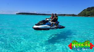 Jet Ski-Moorea-Randonnée Jet Ski dans les Baies de Cook et Opunohu à Moorea-4