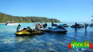 Jet Ski-Moorea-Randonnée Jet Ski dans les Baies de Cook et Opunohu à Moorea-5