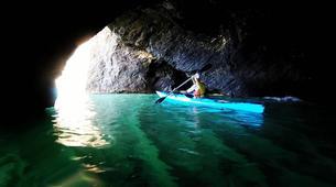 Kayak de mer-Playa Blanca, Lanzarote-Excursions en kayak de mer à Playa Papagayo-9