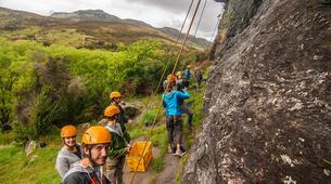 Rápel-Wanaka-Beginner's abseiling excursion in Wanaka-1