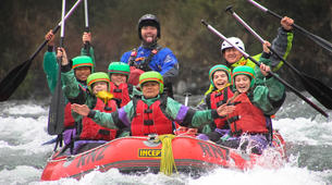 Rafting-Taupo-Rafting down the Tongariro River in Turangi near Taupo-5