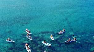 Kayak de mer-Playa Blanca, Lanzarote-Excursions en kayak de mer à Playa Papagayo-7