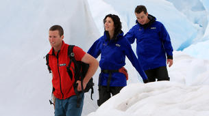 Helicopter tours-Franz Josef Glacier-Glacier Heli Hike in Franz Josef Glacier + Hot Pools Entry-6