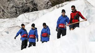 Helicopter tours-Franz Josef Glacier-Glacier Heli Hike in Franz Josef Glacier + Hot Pools Entry-3