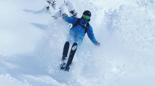 Ski touring-La Clusaz, Massif des Aravis-Ski touring day trip in La Clusaz-6