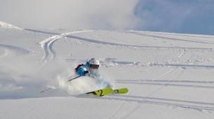 Backcountry Skiing-La Clusaz, Massif des Aravis-Freeride skiing and snowboarding in La Clusaz-2