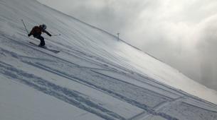 Backcountry Skiing-La Clusaz, Massif des Aravis-Freeride skiing and snowboarding in La Clusaz-5