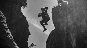 Canyoning-Gorges du Verdon-Randonnée Aquatique journée dans le Grand Canyon du Verdon-1