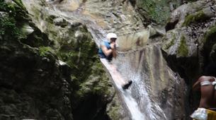 Canyoning-Puerto Plata-Aquatic hiking in the Damajagua Falls near Puerto Plata-3