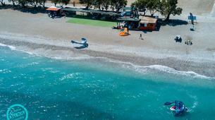 Kitesurfing-Rhodes-Beginner and Intermediate Kitesurfing courses in Kremasti, Rhodes-1