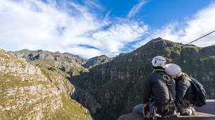 Zipline-Cape Town-Canopy tour in Elgin Valley's Hottentots Holland Nature Reserve-5
