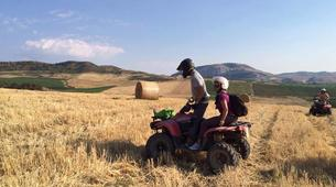 Quad-Calatafimi-Segesta-Quad biking in Segesta Archaeological Park-1