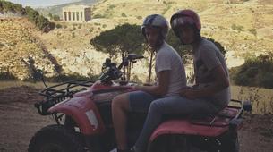 Quad-Calatafimi-Segesta-Quad biking to Polle del Crimiso-5