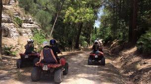 Quad-Calatafimi-Segesta-Quad biking to Polle del Crimiso-2