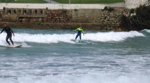 Surfen-Plettenberg Bay-Surfing lesson in Plettenberg Bay-2