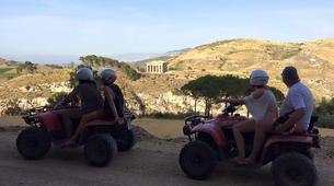 Quad-Calatafimi-Segesta-Quad biking in Segesta Archaeological Park-4