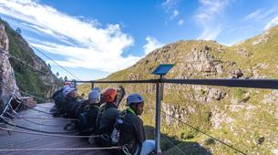 Zipline-Cape Town-Canopy tour in Elgin Valley's Hottentots Holland Nature Reserve-3