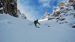 Backcountry Skiing-Cortina d'Ampezzo-Backcountry skiing in Cortina d'Ampezzo-1