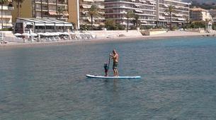Paddle surf-Niza-SUP excursion in Cap Martin near Nice-6
