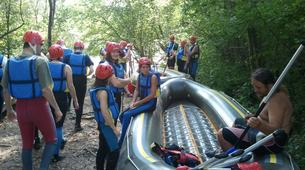 Rafting-Bled-Rafting down the Sava River in Bled, Slovenia-2