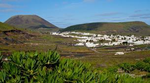 Randonnée / Trekking-Lanzarote-Randonnée au Volcan de la Corona et aux falaises de Famara à Lanzarote-6