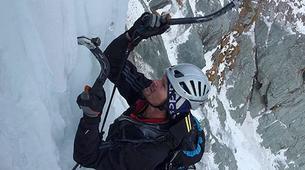 Eisklettern-Großglockner-Guided ice climbing trips in Ahrntal from Lienz-2