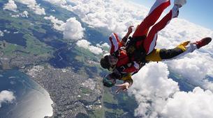 Skydiving-Taupo-Saut en parachute en tandem à Taupo, Nouvelle-Zélande-4