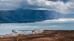 Randonnée / Trekking-Lanzarote-Randonnée au Volcan de la Corona et aux falaises de Famara à Lanzarote-5