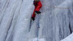 Eisklettern-Großglockner-Guided ice climbing trips in Ahrntal from Lienz-3
